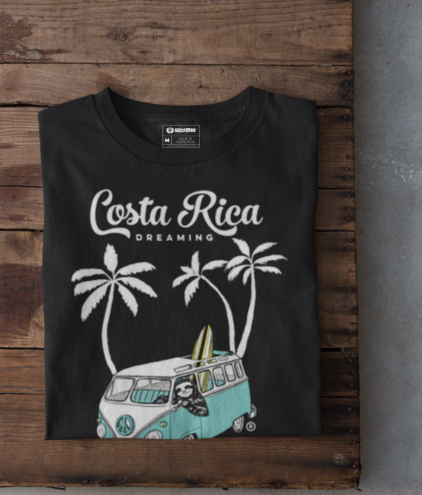 Costa Rica Dreaming Men's Short Sleeve Tee