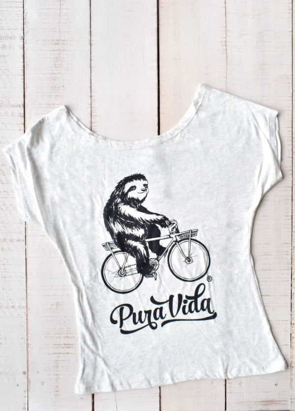 Ride Slow Women's Loose Fit Tee