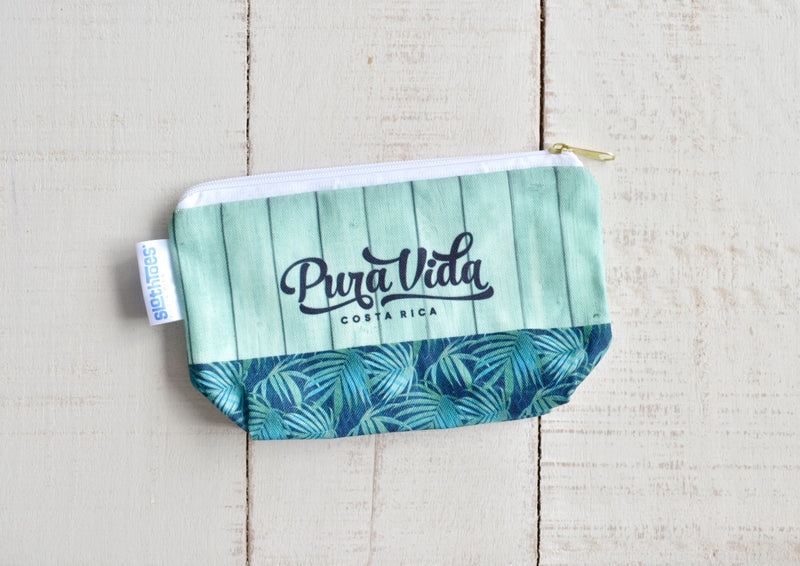 Namaste Palm Mini Cosmetic bag