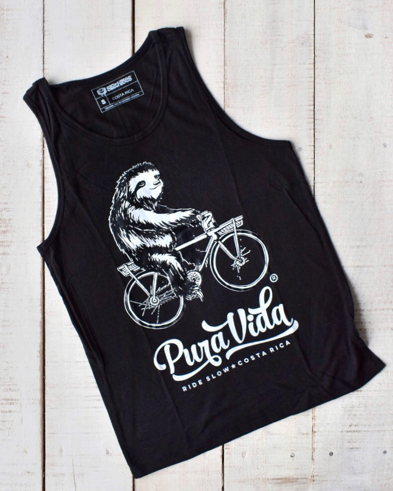 Ride Slow  Men's Tank Top