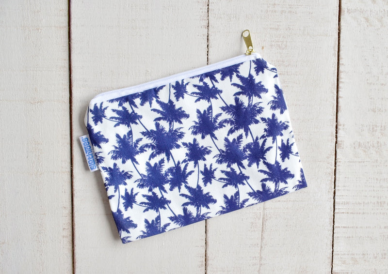 Good Vibes Pura Vida  Accessory Pouch