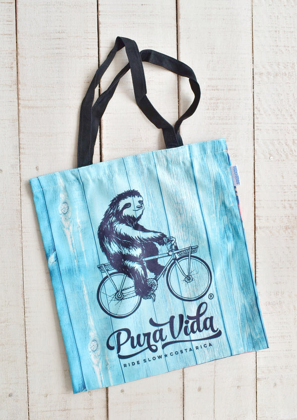 Ride Slow Tote Bag