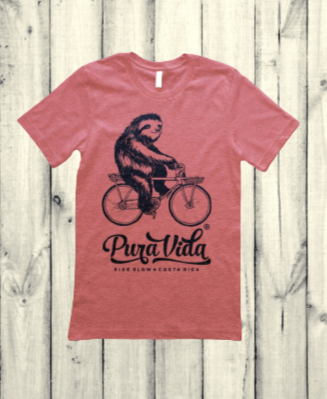 Ride Slow Kid's T-shirt