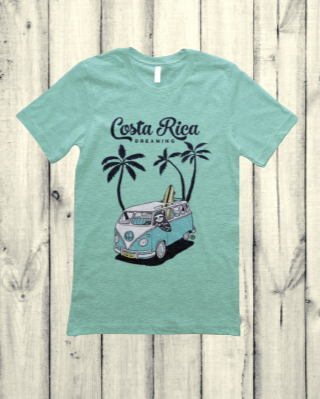 Costa Rica Dreaming Kid's T-shirt