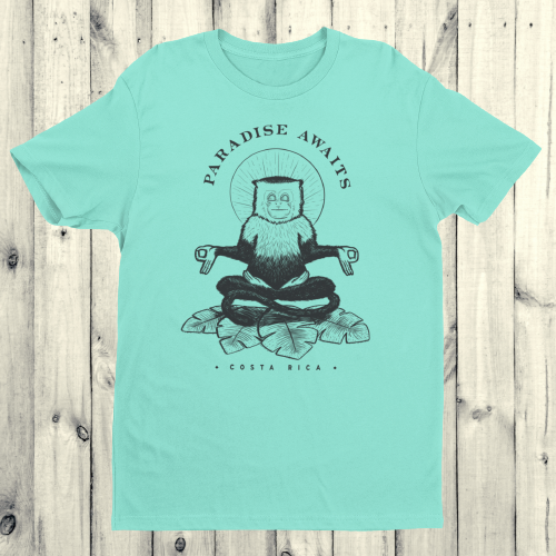 Paradise Awaits- Kid's T-Shirt
