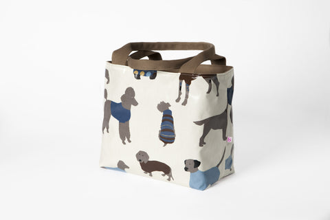 Blue Dog Shopper
