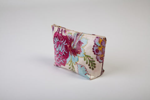 Exotic Floral Zippy