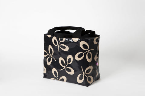 Black Leaf Shopper