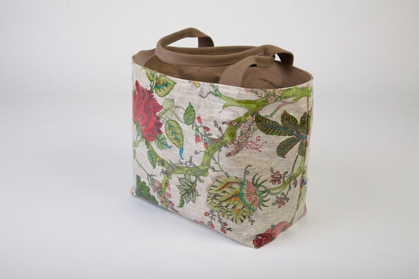 Country Linen Shopper