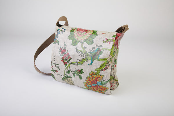 Country Linen Shoulder bag