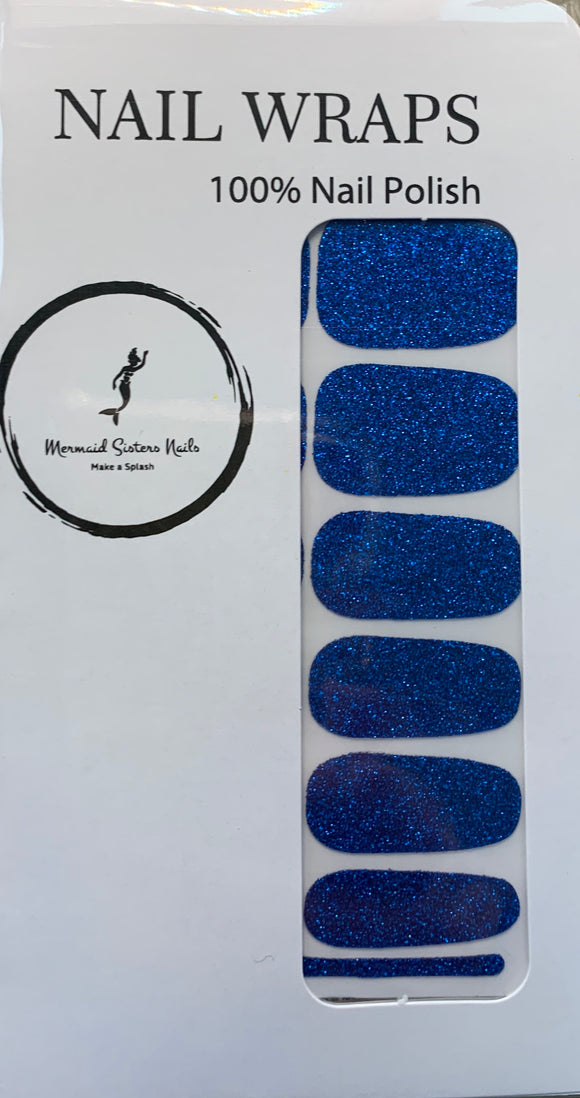 Egyptian Blue Glitter