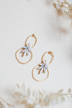 Load image into Gallery viewer, Magdalena Hoop Earrings (Ready to Ship)