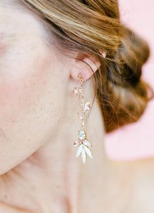 Marjorie (Rose Gold)-earrings-Hushed Commotion