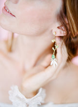 Load image into Gallery viewer, Marjorie (Gold)-earrings-Hushed Commotion
