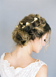 Gracie-Hair Adornments-Hushed Commotion