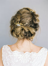 Load image into Gallery viewer, Lynley-Hair Adornments-Hushed Commotion