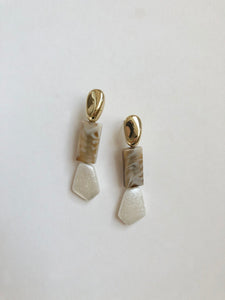 """Mala"" Earrings-holiday-collection-Hushed Commotion"