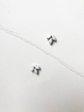 Load image into Gallery viewer, Mini Sarah Earring in silver casing