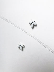 Mini Sarah Earring in silver casing