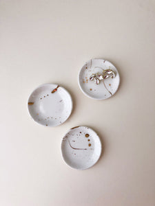 Jewelry Dish: TinTinPieces x Hushed Commotion-ceramics-Hushed Commotion