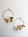 Tami Hoops-earrings-Hushed Commotion