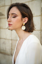 Load image into Gallery viewer, Claudia-earrings-Hushed Commotion