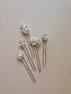 Tamra Hair Pins-Hair Adornments-Hushed Commotion