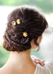 Casey Bobby Pins-Hair Adornments-Hushed Commotion