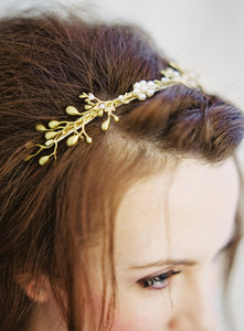 Riley-Hair Adornments-Hushed Commotion