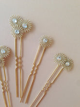 Load image into Gallery viewer, Celine Hair Pins-Hair Adornments-Hushed Commotion