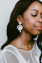 Load image into Gallery viewer, Sloane-earrings-Hushed Commotion