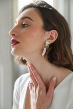 Load image into Gallery viewer, Aselyn LIMITED EDITION-earrings-Hushed Commotion