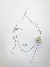 Load image into Gallery viewer, Nelle-earrings-Hushed Commotion