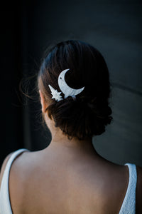 Moonlight Pin-Hair Adornments-Hushed Commotion
