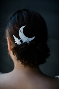 Starry Night Combo Set-Hair Adornments-Hushed Commotion