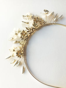 Tess Tiara-Hair Adornments-Hushed Commotion