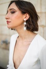 Load image into Gallery viewer, Elia-earrings-Hushed Commotion