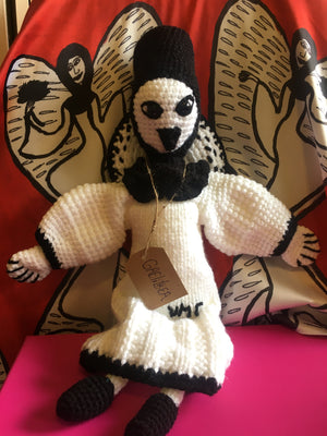 Gaelitrea Hand Knitted Doll Limited Edition