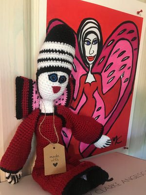 Shailatrea Hand Knitted Doll (limited edition)