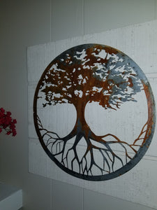Tree of Life on Board Back - Medium