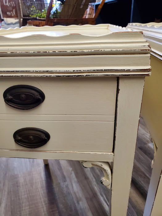 Slender Nightstand/End Table