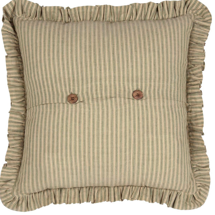 Praire Winds Patchwork Pillow 18x18