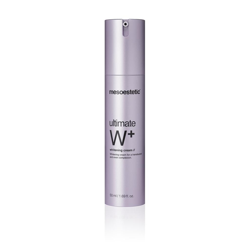 Ultimate W+ Whitening Cream (Day/Night) - 50ml