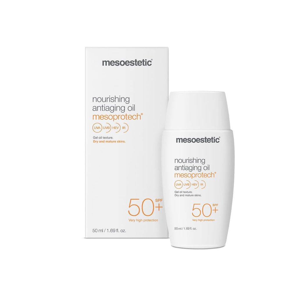 Mesoprotech Nourishing Antiaging Oil SPF 50+ - 50ml