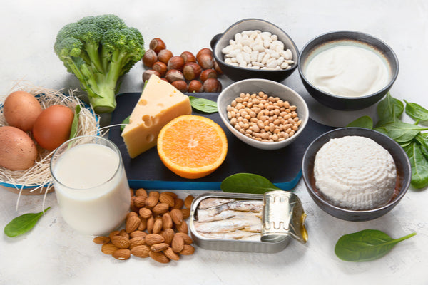 Calcium for health and growth