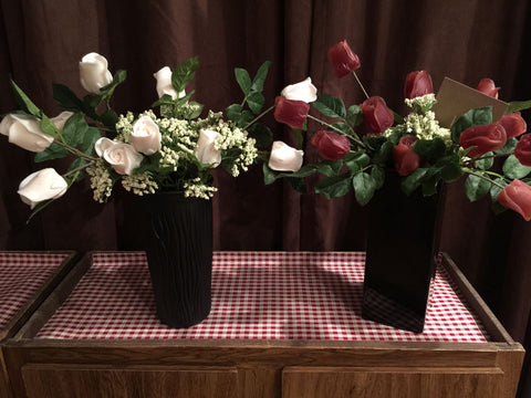 Rose Soap Bouquets