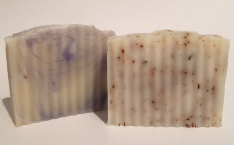Lavender Soap Options