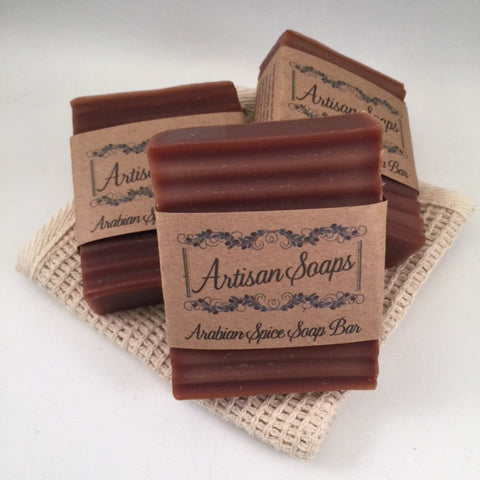 Arabian Spice Soap Bar