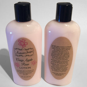 Crisp Apple Rose Lotion