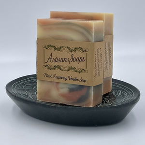 Black Raspberry Vanilla Soap Bar
